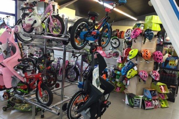 Vente d'accessoires pour vélo Pontivy