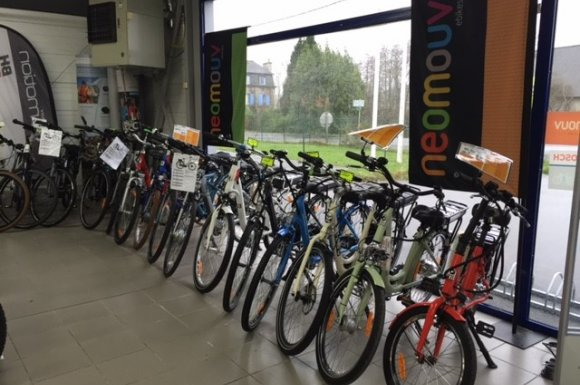 Vente et réparation de vélos Pontivy